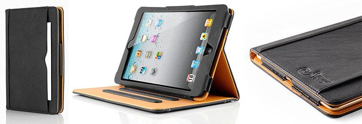 Funda de cuero para iPad mini 1, 2, 3 y 4 - JammyLizard