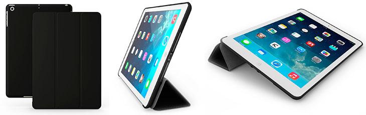Funda para iPad mini 1, 2, 3 y 4 con excelente relación calidad-precio - KHOMO Super Slim Dual