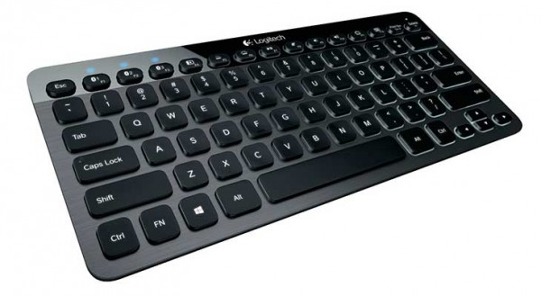 Mejor teclado inalámbrico y con retroiluminación para Mac y PC - Logitech Illuminated Keyboard K810