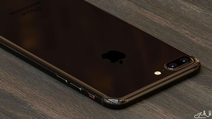 iPhone 7 Plus Negro Piano