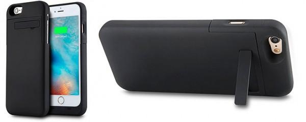 Funda con batería para iPhone 7 y 7 Plus - PEMOTech