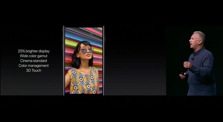 El iPhone 7 llega con pantalla mejorada