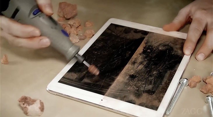 Los 5 mejores protectores de pantalla para iPad (Air 1 y 2, mini 1, 2, 3 y 4 & Pro 9.7 y 12.9)