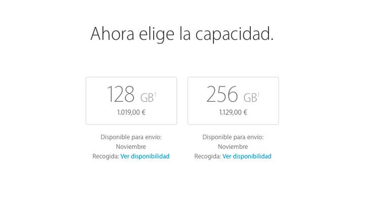Ya puedes reservar tu iPhone 7, si no te das prisa no te llegará hasta diciembre…