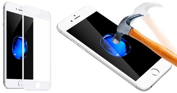 Protector 3D de pantalla completa para iPhone 7 y 7 Plus - SAVFY 3D