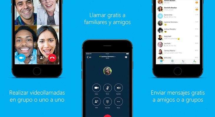 Skype se actualiza para iOS 10 con soporte para Siri y CallKit