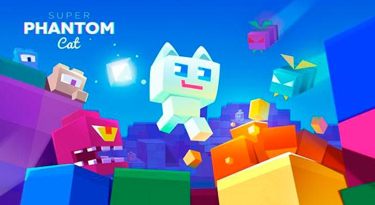 La aplicación gratis de la semana es Super Phantom Cat