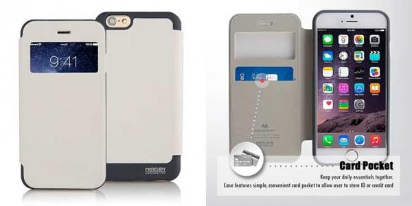 Funda con ventana para iPhone 7 y 7 Plus - VENTER