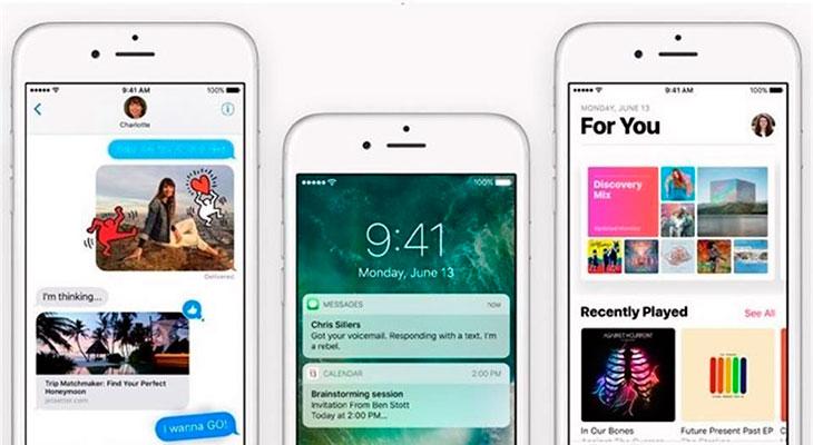 Las copias de seguridad de iTunes son más fáciles de hackear con iOS 10