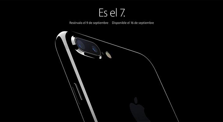 El iPhone 7 ya está aquí: te contamos todas las novedades