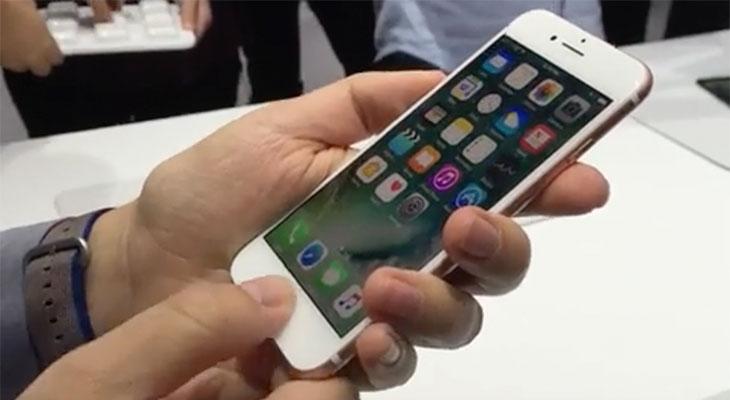 Primeras impresiones sobre el iPhone 7, el iPhone 7 Plus, el Apple Watch Serie 2 y los AirPods [Vídeos]
