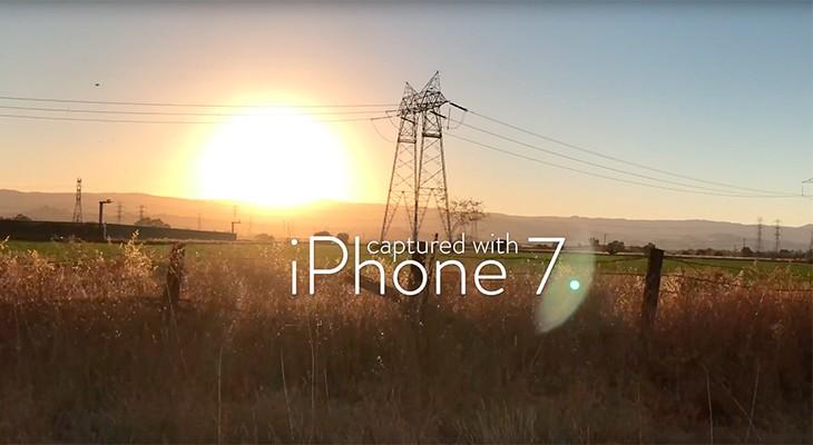La cámara 4K del iPhone 7 es puesta a prueba, y el resultado es espectacular [Vídeo]