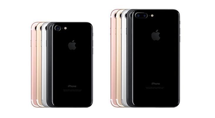 El iPhone 7 en color Jet Black y todos los iPhone 7 Plus, agotados antes de su lanzamiento
