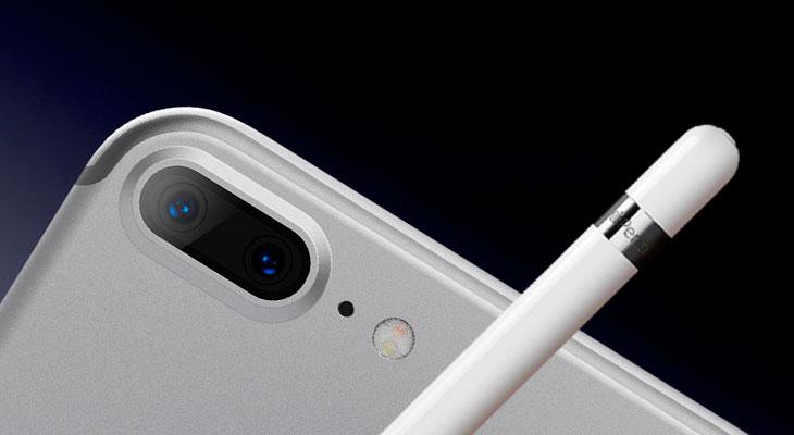 ¿Será el iPhone 7 compatible con el Apple Pencil? Tim Cook parece sugerir que sí