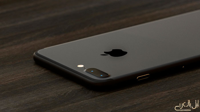 iPhone 7 Plus en color Negro Oscuro