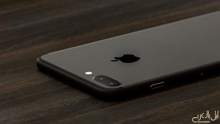iPhone 7 Plus en color Negro Oscuro