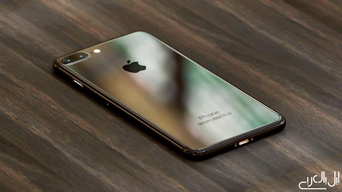 iPhone 7 Plus en color Negro Piano
