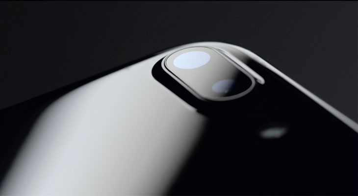 La cubierta de la cámara y del botón Home del iPhone 7 si que son de cristal de zafiro