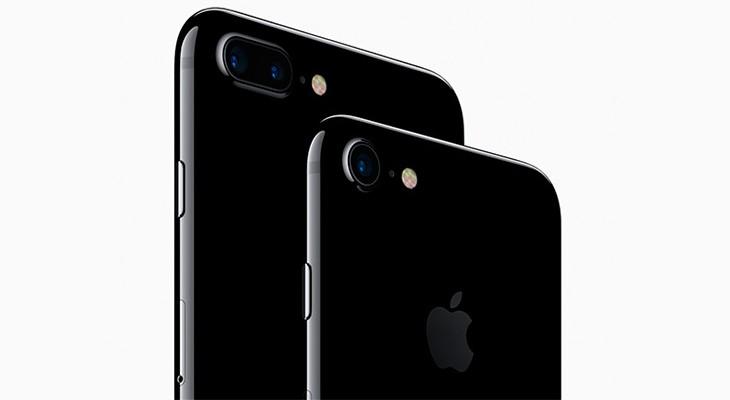 Esa es la razón por la que el iPhone 7 negro brillante es casi imposible de encontrar