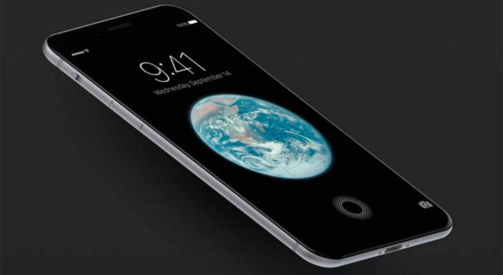 El NYT corrobora el rumor de un iPhone 8 con un botón Home integrado en la pantalla