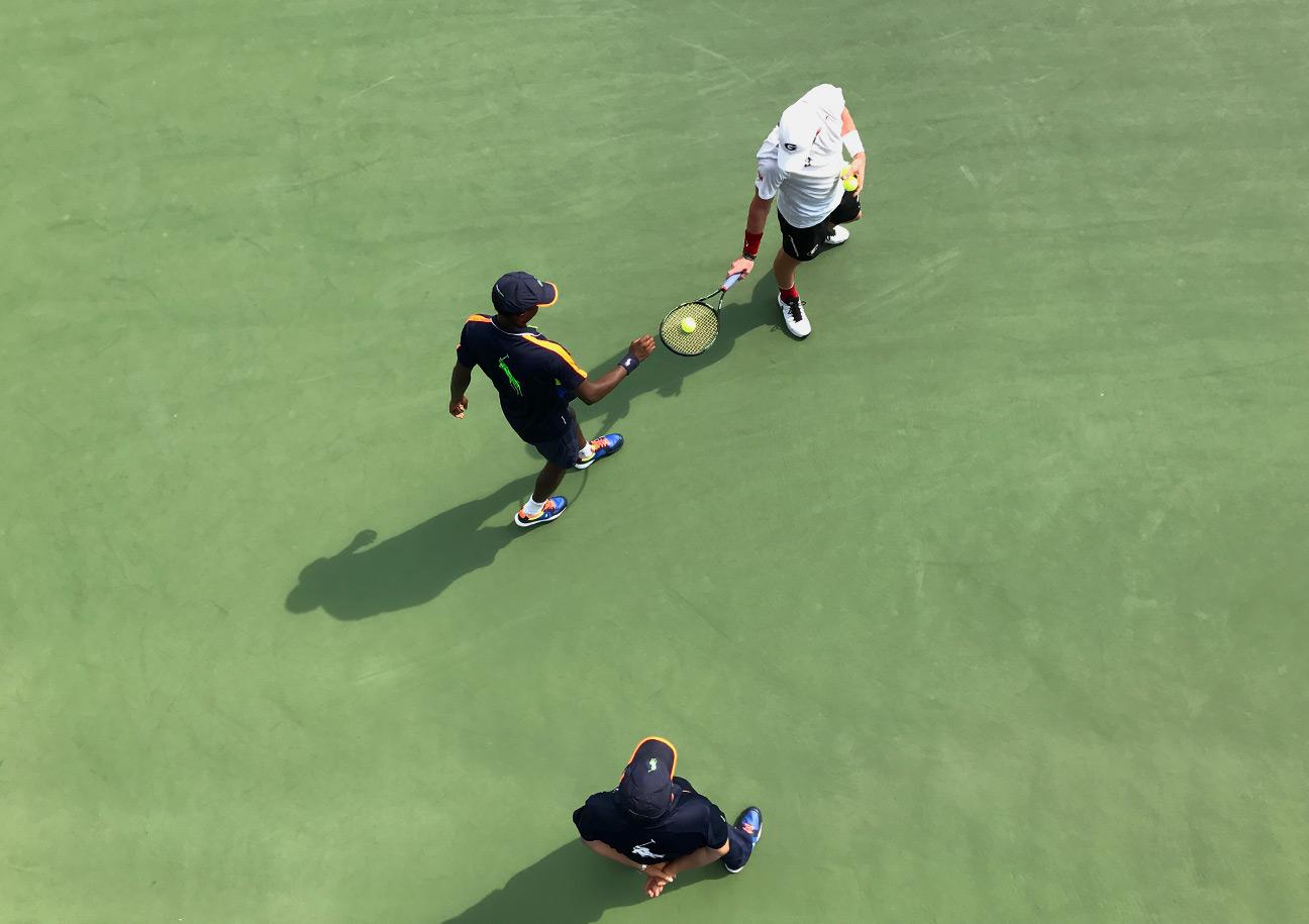 Fotos iPhone 7 Plus US Open
