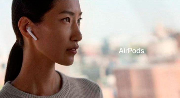 Apple pospone el lanzamiento de los AirPods