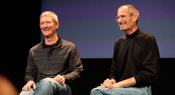 Este es el emotivo email que Tim Cook envió a sus empleados en homenaje a Steve Jobs