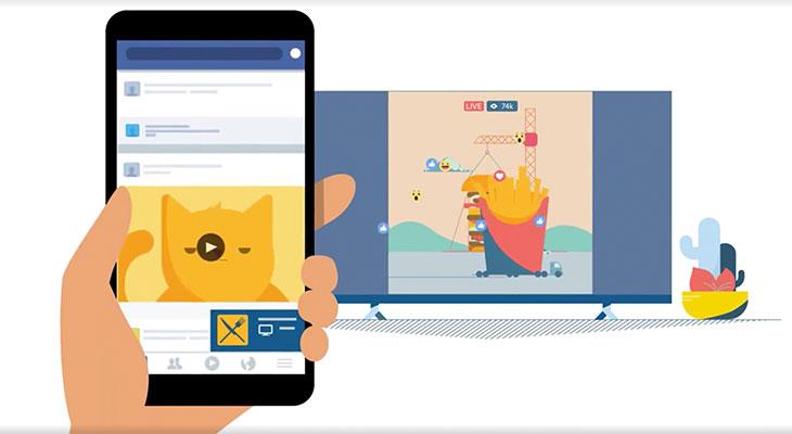 Ya podemos ver vídeos de Facebook en nuestra Apple TV o Chromecast