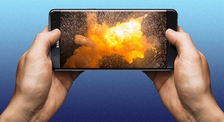 Samsung envía un kit anti-explosiones para devolver el Galaxy Note 7 [Vídeo]
