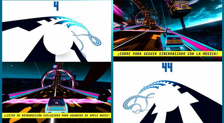 IMPOSSIBLE ROAD y Riff Racer: dos geniales juegos de carreras gratis hoy en la App Store
