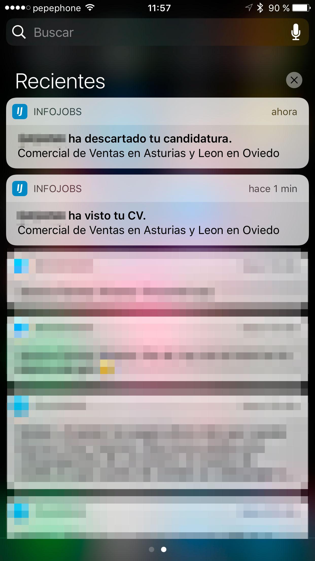 Buscas trabajo? tienes que instalar esta aplicación... | iPhoneA2