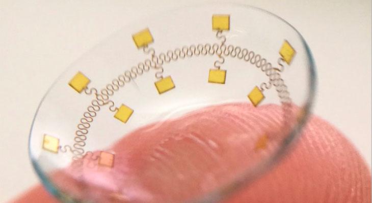Las lentillas de realidad aumentada podrían ser el siguiente paso de Apple