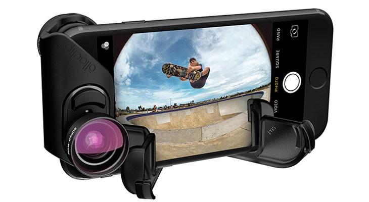 Olloclip presenta tres nuevos sets de lentes para iPhone 7 y iPhone 7 Plus
