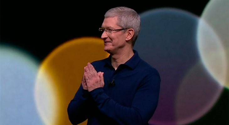 Resultados financieros: los ingresos de Apple descienden, pero no tanto como se esperaba