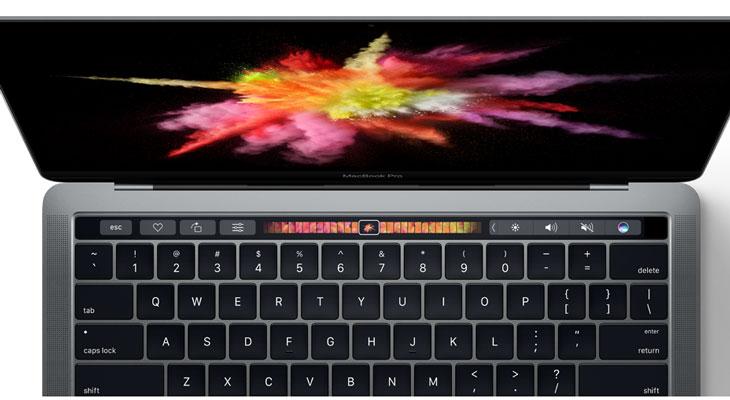 Así es la nueva TouchBar de los MacBook Pro [Vídeos]