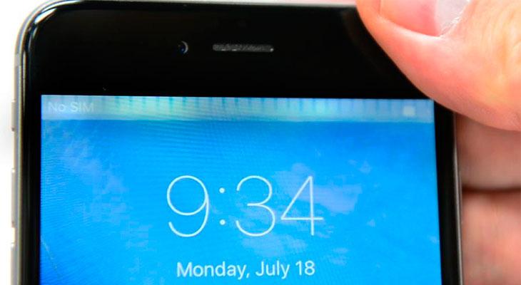 Cuidado usuarios de iPhone 6, este problema está afectando cada vez a más usuarios