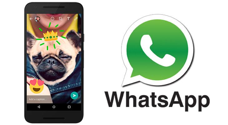 Llegan nuevas funciones de cámara a WhatsApp