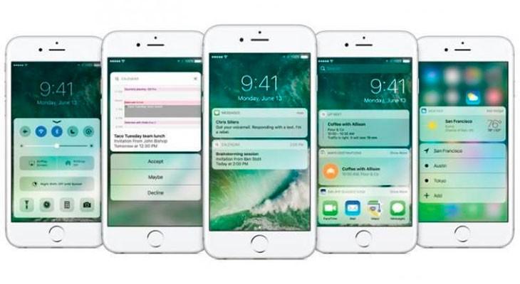iOS 10 ya está instalado en más de la mitad de los dispositivos compatibles