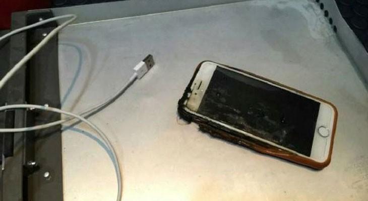 Un iPhone se incendia en un coche y otro en un avión ¿debemos preocuparnos?