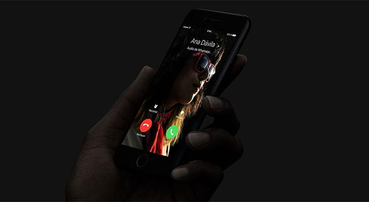 Hay dos tipos de iPhone 7, y uno tiene mejor rendimiento de red que el otro