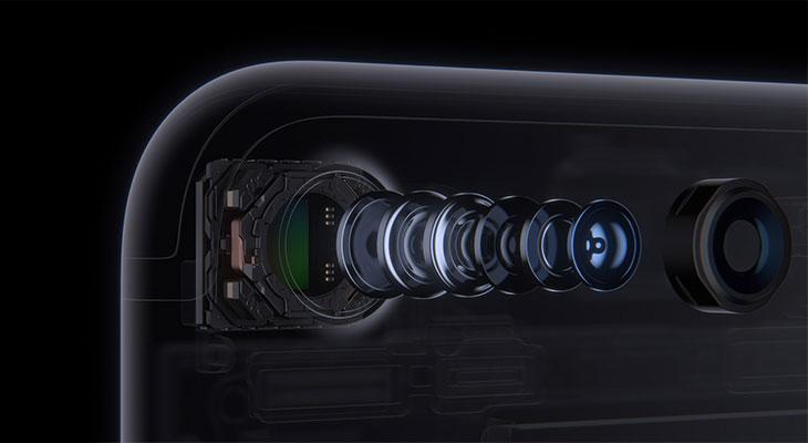 Apple Confirma (una vez más) que la cámara del  iPhone 7 es de cristal de zafiro