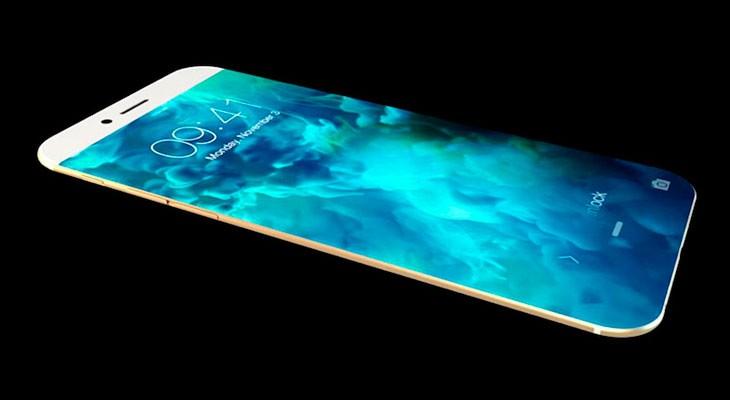 iPhone 8: así podrían integrarse los sensores de luz en la pantalla