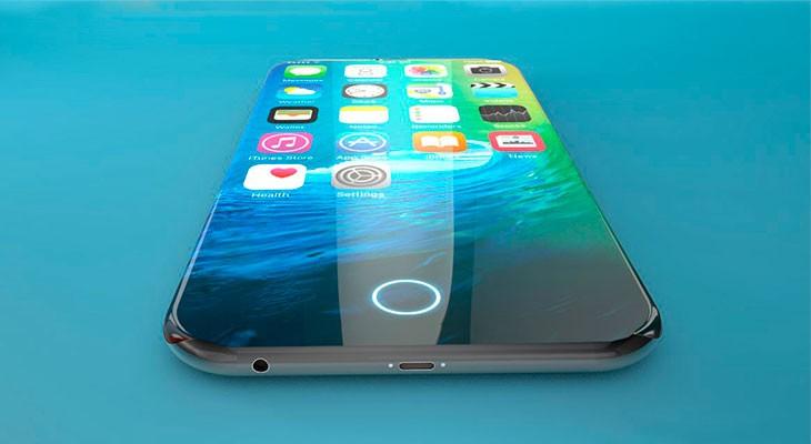 iPhone 8: Así podría ser su sensor de huella digital integrado en la pantalla
