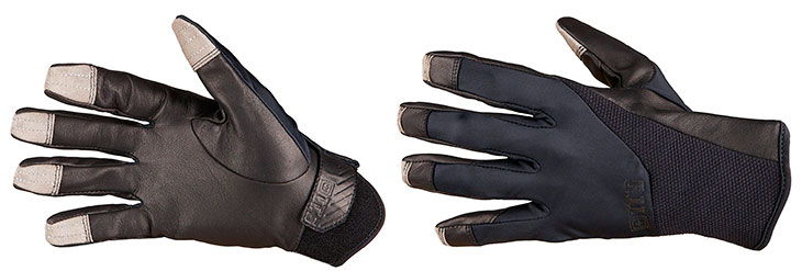 Guantes tácticos compatibles con pantallas táctiles - 5.11 Screen Ops Duty Gloves