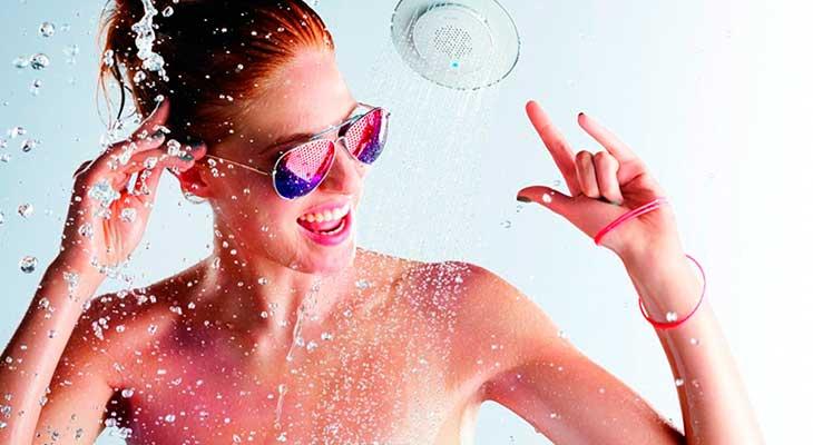 Los 7 mejores altavoces de ducha impermeables con Bluetooth para iPhone y otros dispositivos
