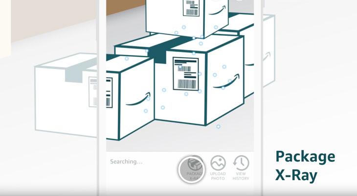 Podremos ver lo que hay dentro de nuestros paquetes de Amazon con nuestro iPhone… ¡Sin abrirlos!