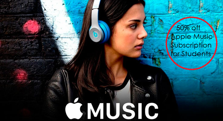 Apple Music para estudiantes llega a España y México, entre otros países