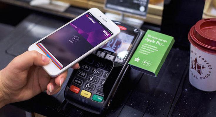 Apple Pay llegará a España el 1 de diciembre