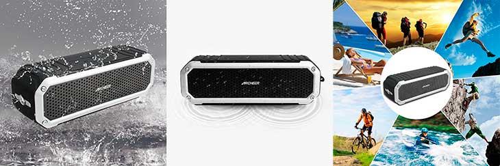 Altavoz Bluetooth impermeable de 10W - Archeer