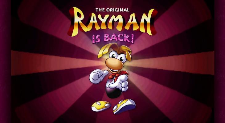 Rayman Classic para iOS gratis y 29 regalos más de Ubisoft